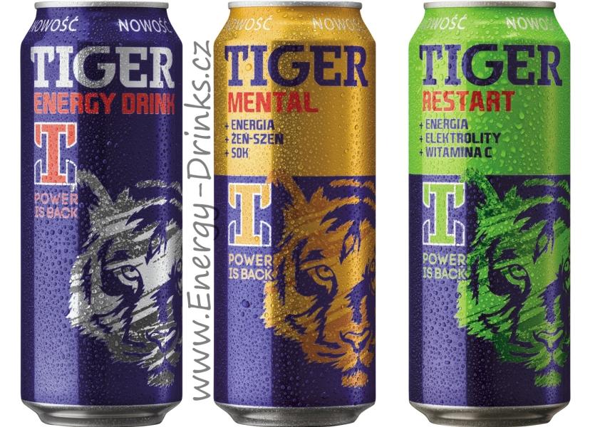 Tiger Nov 253 Design Novinky I V 500ml A Konec Verz 237 Cola A